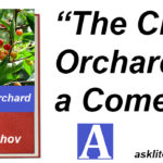 """""""The Cherry Orchard"""" as a Comedy"""