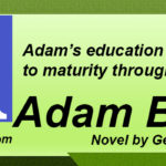 Discuss Adam's education and growth to maturity through a process of suffering; as a demonstrated in George Eliot's novel Adam Bede