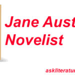 Jane Austen's Position as a Novelist in Modern Times