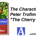 """The Character of Peter Trofimov in """"The Cherry Orchard"""""""