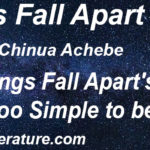 Things Fall Apart's Narration is too Simple to be truly Tragic